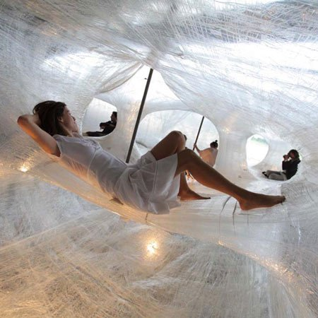 Tape Installation by Numen/For Use at DMY Berlin