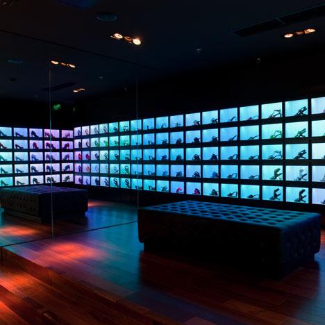 United Nude Shanghai by Rem D Koolhaas
