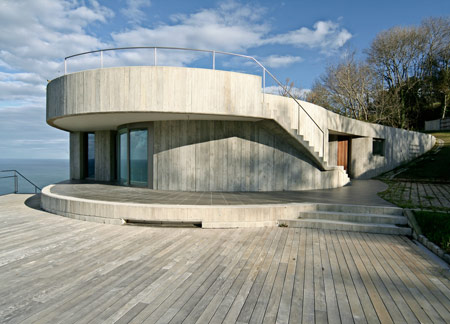Urezkoenea House by Peña Ganchegui y Asociados