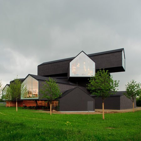 Movie by Pedro Kok: VitraHaus by Herzog & de Meuron