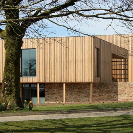 West Buckland School by MRJ Rundell & Associate