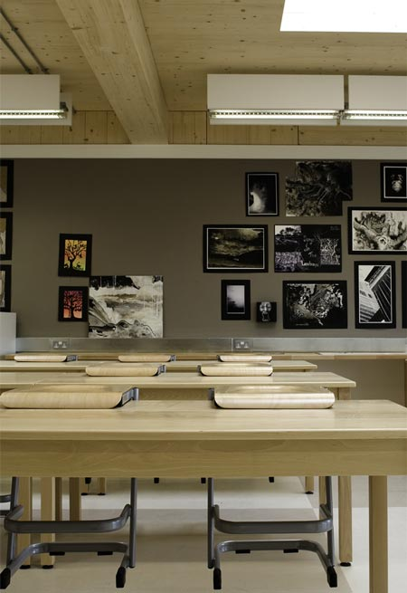 West Buckland School by MRJ Rundell & Associates