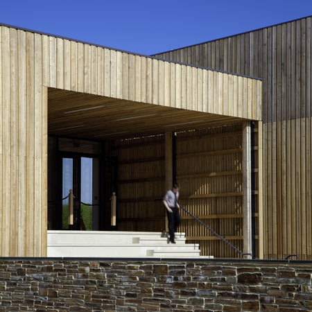 West Buckland School by MRJ Rundell & Associates