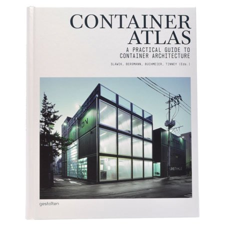 Competition: five copies of Container Atlas to be won