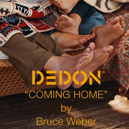 Competition: five signed copies of Dedon Coming Home to be won