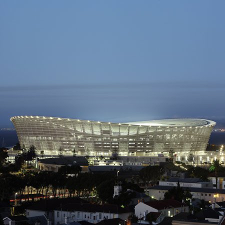 Green Point Stadium by GMP Architekten