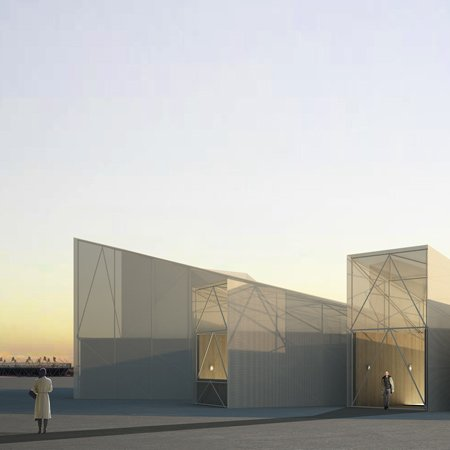 Studio East Dining by Carmody Groarke