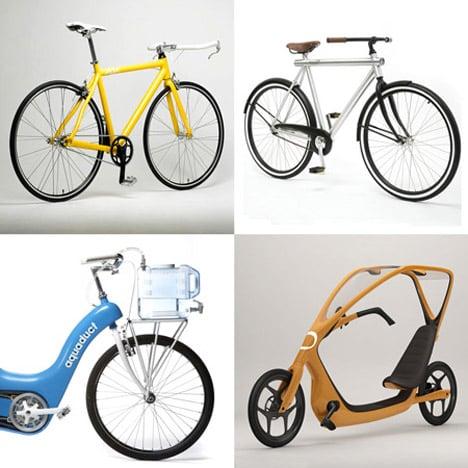 Dezeen's top ten: bikes