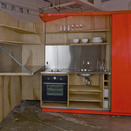 Interior Living Unit
