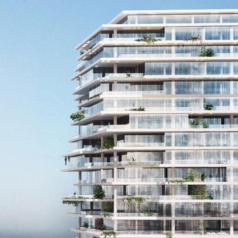 Beirut  Terraces Herzog & de Meuron