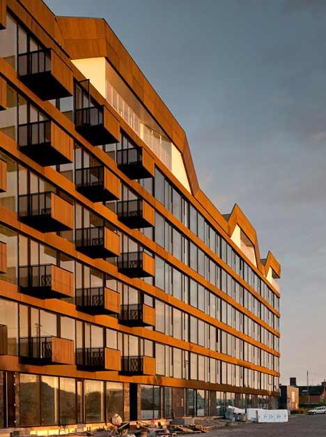 A-HOUSE by Holgaard Arkitekter Copenhagen
