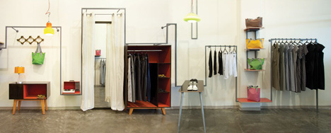 Ahoti boutique by Studio Lama