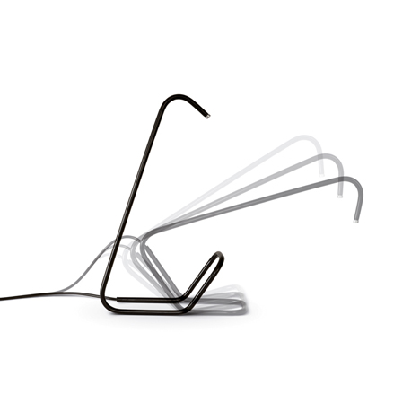 Drawing Lamp by Thomas Feichtner