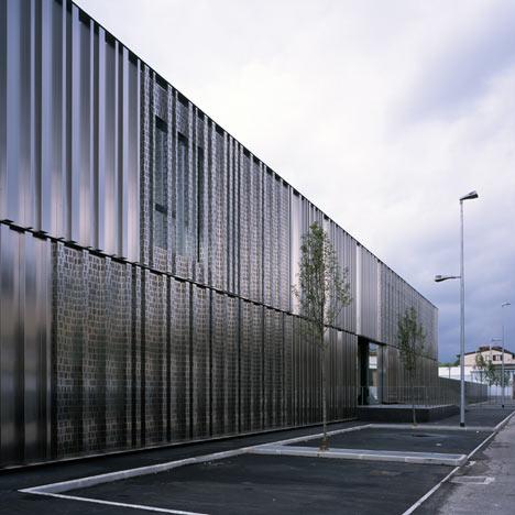FRIEM Штаб-квартира Onsitestudio