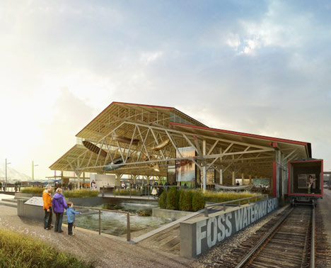 Foss Waterway Seaport by Olson Kundig