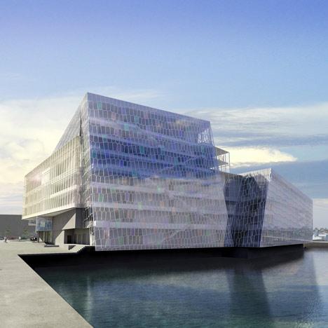 Harpa by Henning Larsen Architects
