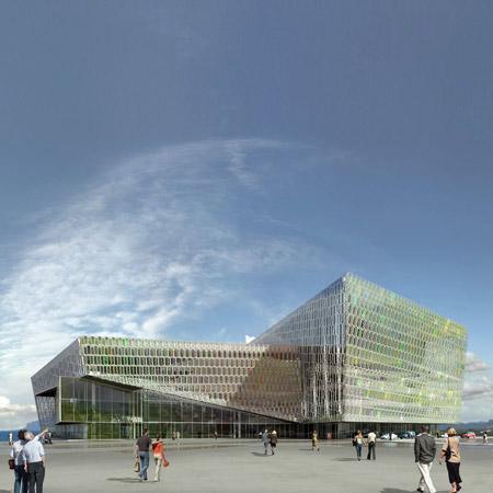 Harpa, Reykjavík Concert Hall and Conference Centre