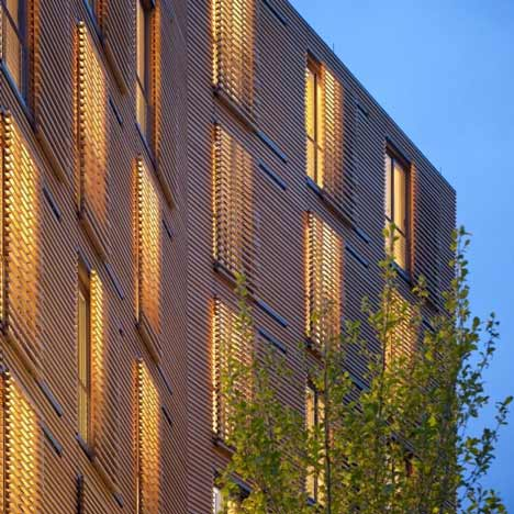 Kripalu Annex by Peter Rose + Partners