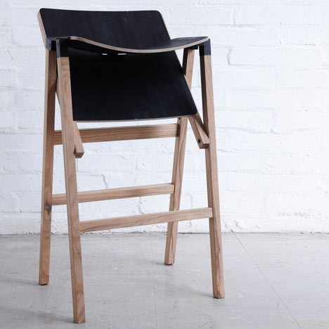 Chair/Stool by Krystian Kowalski