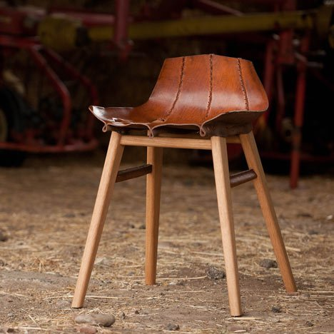 Leather furniture by Tortie Hoare