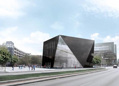 Contemporary Art Buildings