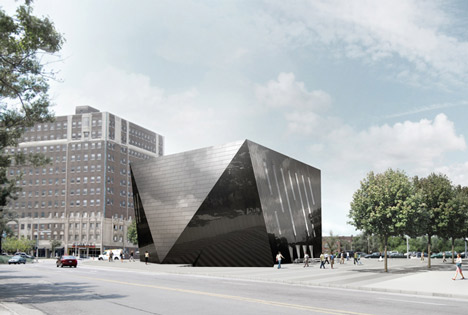 Museum of Contemporary Art Cleveland by Foreign Office Architects
