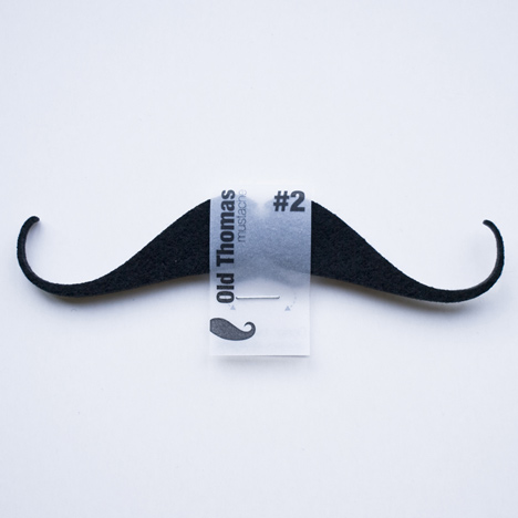 Old Thomas Mustaches by Pavel Sidorenko