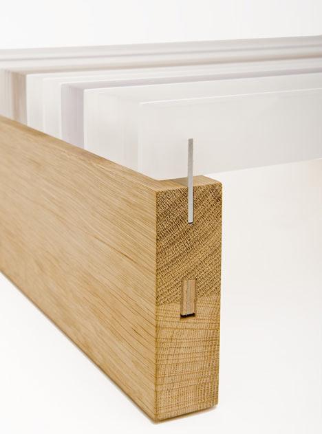 PLET table by Reinier de Jong
