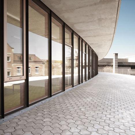 Pestalozzi School by SOMAA