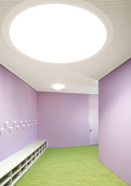 Pestalozzi School by SOMAA