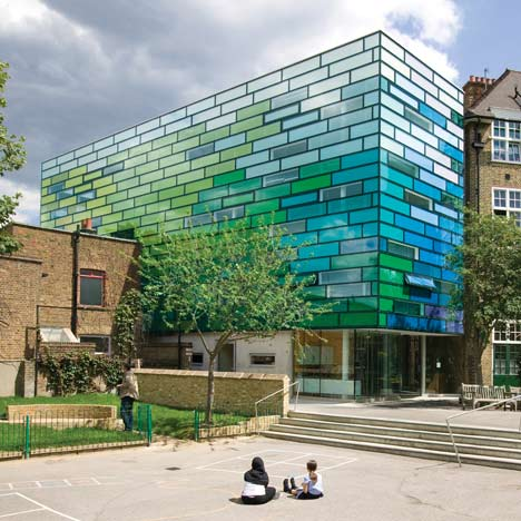 Clapham Manor Primary School by dRMM