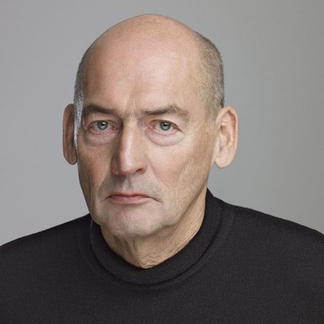 Rem Koolhaas awarded Golden Lion for Venice Architecture Biennale