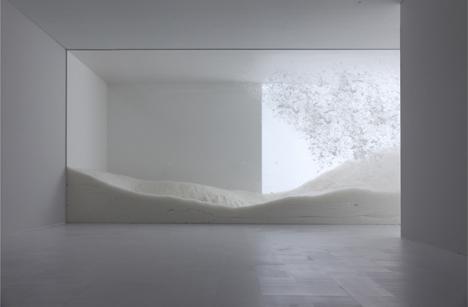 Sensing Nature by Tokujin Yoshioka