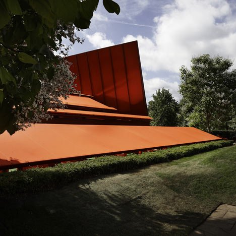 Serpentine Gallery Pavilion by Jean Nouvel photographed by Julien Lanoo