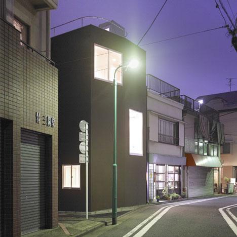 Shimouma House by Kazuya Saito Architects