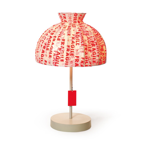 Tape Lamp by Sylvia Pichler for Skitsch