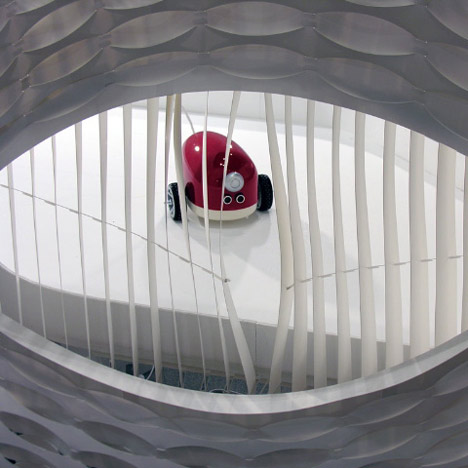 Tea House for Robots by rootoftwo and PLY Architecture