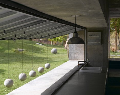 The House With Balls By Matharoo Associates