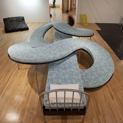 Bed design | Dezeen