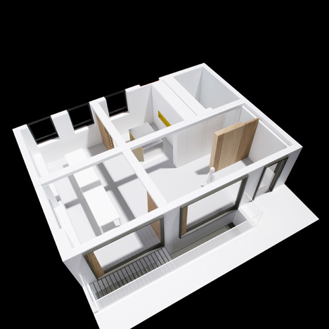 Therefore Offices by West Archotecture