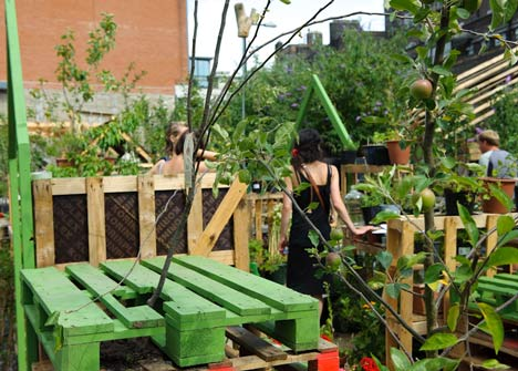 Urban Orchard by Heather Ring