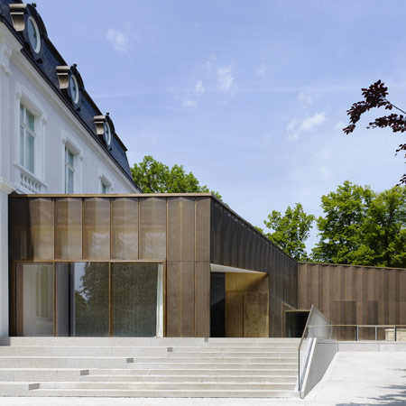 Villa Vauban by Philippe Schmit architects