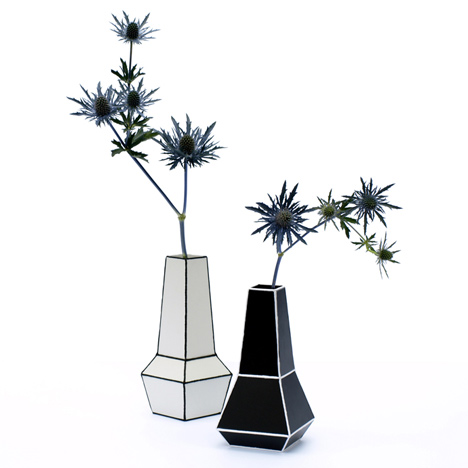 Weld Vases by Phil Cuttance