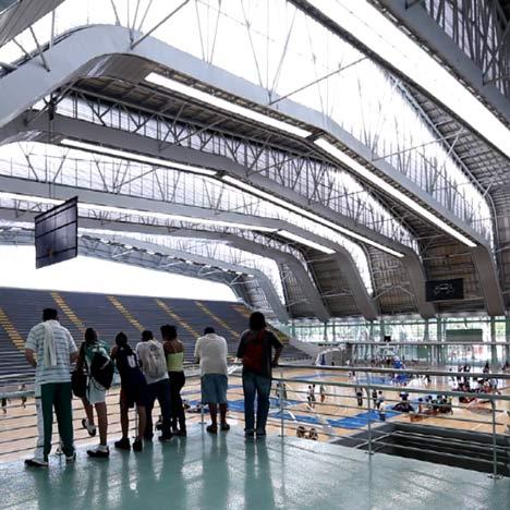 Coliseos by Giancarlo Mazzanti Arquitectos and Felipe Mesa