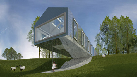 Balancing Barn by MVRDV