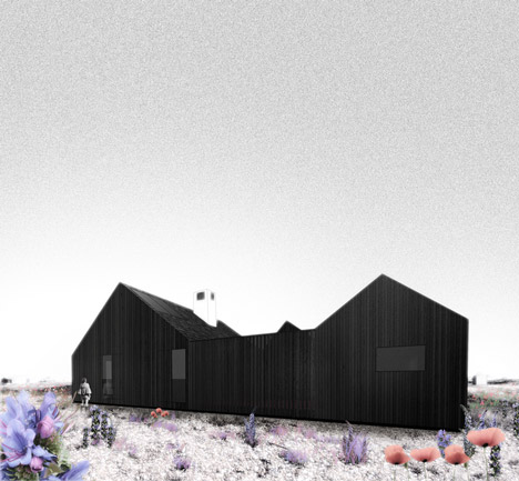Shingle House by Nord Architecture