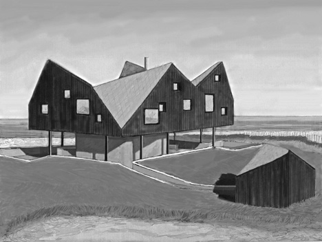 Dune House by Jarmund/Vigsnæs Architects