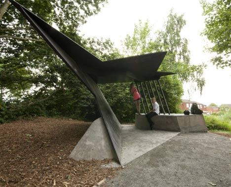 Amington Youth Shelter by Sjölander da Cruz Architects