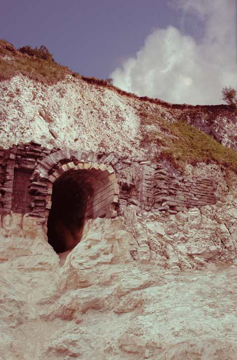 An Atmosphere Excavated