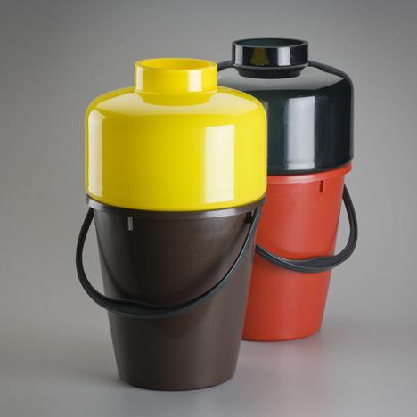 Bucket Vase by Qubus Design studio